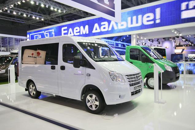 Хроника Московского автосалона. Фото 31