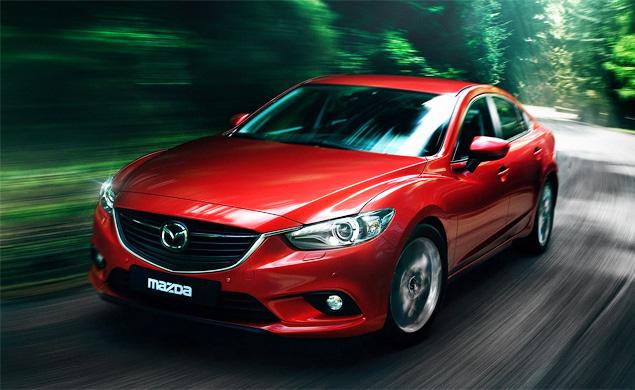 Первые подробности о новой Mazda6