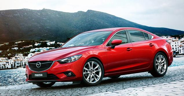 Первые подробности о новой Mazda6. Фото 1