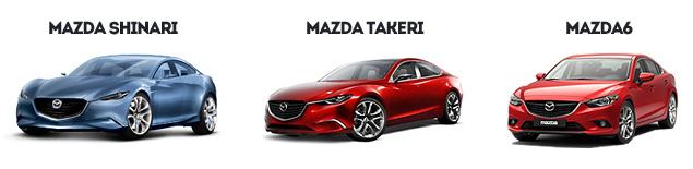 Первые подробности о новой Mazda6. Фото 2