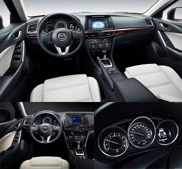 Первые подробности о новой Mazda6. Фото 4