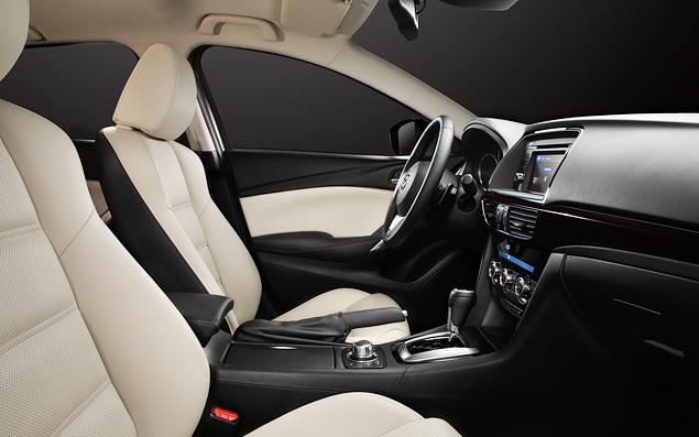 Первые подробности о новой Mazda6. Фото 5