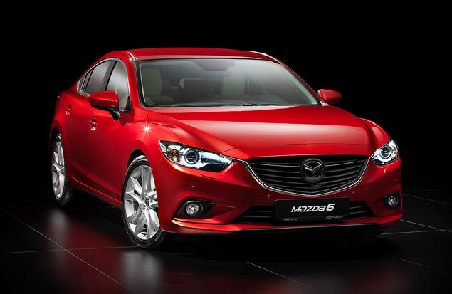Первые подробности о новой Mazda6. Фото 6