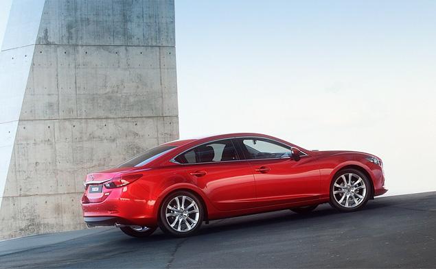 Первые подробности о новой Mazda6. Фото 7