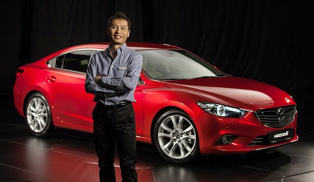 Первые подробности о новой Mazda6. Фото 8