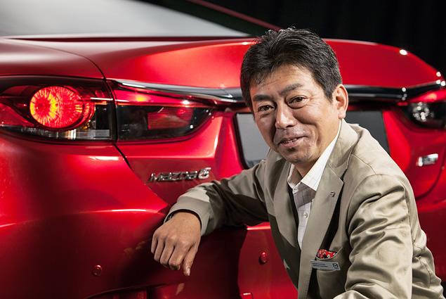Первые подробности о новой Mazda6. Фото 10