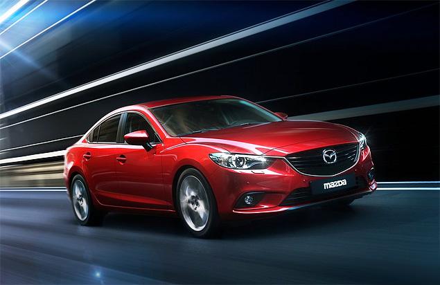Первые подробности о новой Mazda6. Фото 11