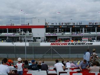 На трассе Moscow Raceway появятся экраны для зрителей