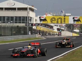 McLaren и Lotus опробуют «двойные DRS» в Бельгии