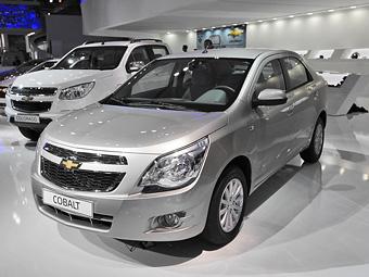 Компания Chevrolet обзавелась доступным седаном