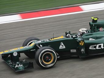 Резервист сядет за руль Caterham в пяти Гран-при Формулы-1