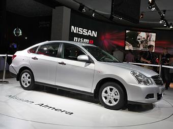 Nissan рассекретил бюджетный седан для России