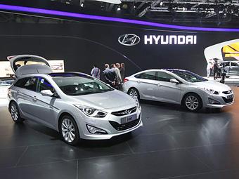 Hyundai сообщила подробности о дизельных универсалах i30 и i40