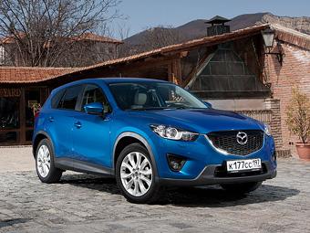 Выпуск кроссовера Mazda CX-5 начнется во Владивостоке 1 октября