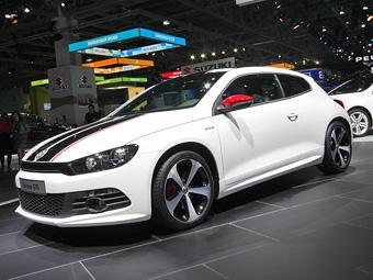 Концерн Volkswagen привез в Москву три новинки