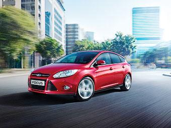 Ford Focus стал самым популярным автомобилем в мире