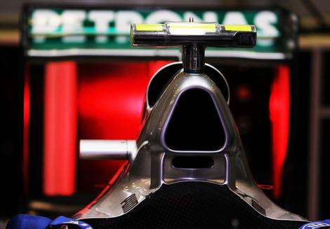 Новинка дебютировала в свободных заездах Гран-при Бельгии