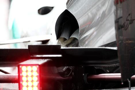 Новинка дебютировала в свободных заездах Гран-при Бельгии. Фото 2