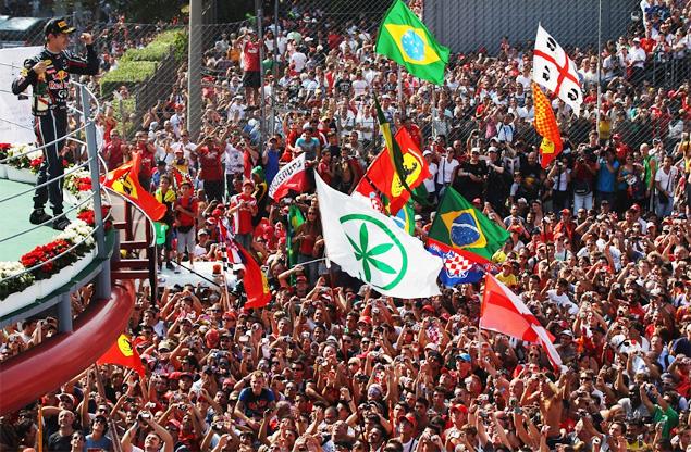 Авария на старте Гран-при Бельгии оживила интригу в Формуле-1. Фото 7