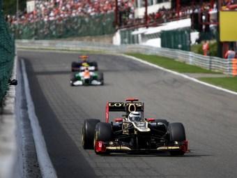 В Lotus отложили дебют «двойной DRS» до Гран-при Сингапура