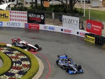 Баррикелло и Бриско сменят команды в серии INDYCAR