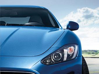 Maserati привезет в Париж среднемоторный суперкар