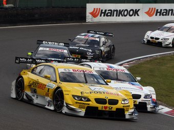 Компания BMW расширит гоночную программу в серии DTM