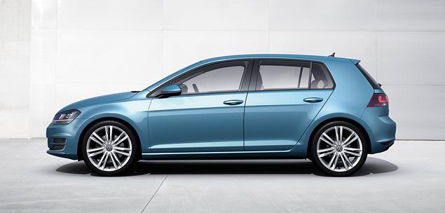 Все подробности о новом VW Golf. Фото 1