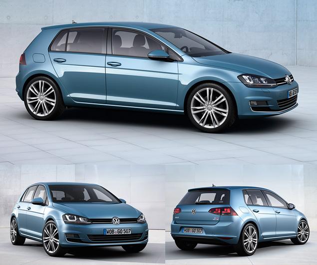 Все подробности о новом VW Golf. Фото 2