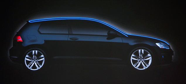 Все подробности о новом VW Golf. Фото 3