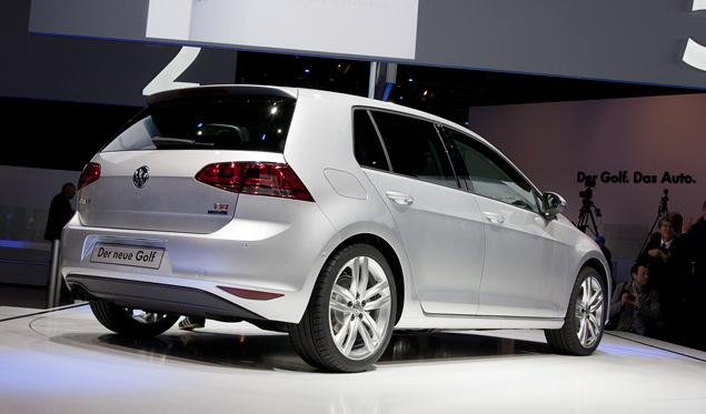 Все подробности о новом VW Golf. Фото 4