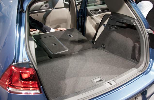 Все подробности о новом VW Golf. Фото 6