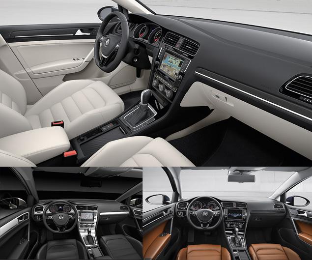 Все подробности о новом VW Golf. Фото 8