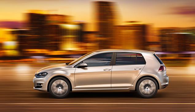 Все подробности о новом VW Golf. Фото 10