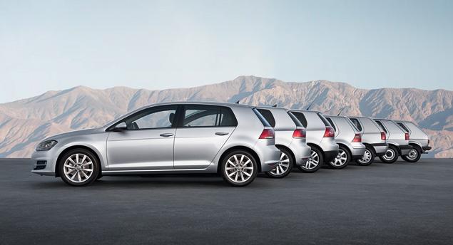 Все подробности о новом VW Golf. Фото 11