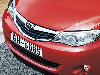 Subaru выпустит гибрид в следующем году