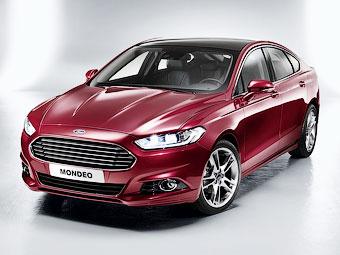 Новый Ford Mondeo получит литровый мотор