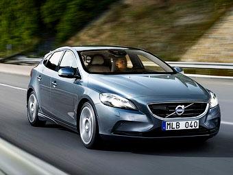 Российские продажи Volvo V40 начнутся в начале 2013 года