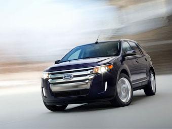 Ford будет продавать европейцам кроссовер Edge