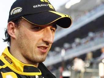 Роберт Кубица выйдет на старт гонки в Италии