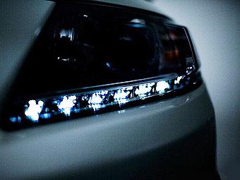 """Хонда"" намекнула на новый вариант гибрида CR-Z"