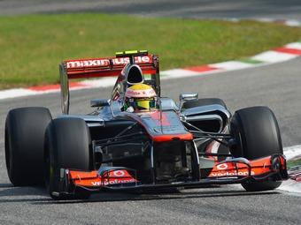 Льюис Хэмилтон выиграл Гран-при Италии