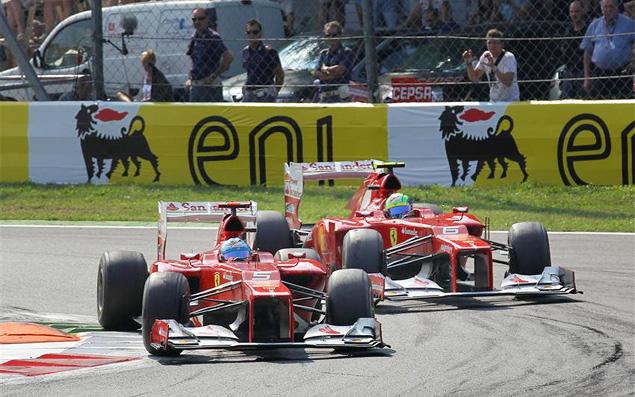 Льюис Хэмилтон без усилий выиграл Гран-при Италии. Фото 2