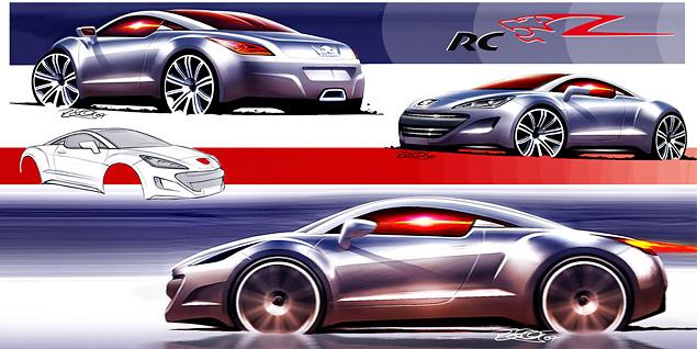 Длительный тест Peugeot RCZ: умеют же!. Фото 1