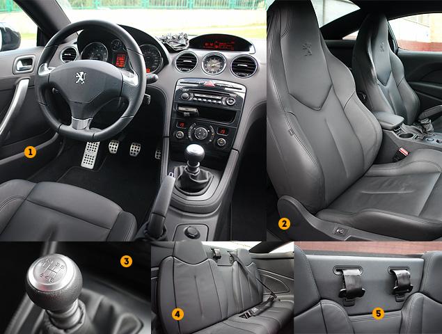 Длительный тест Peugeot RCZ: умеют же!. Фото 3