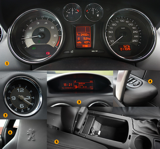 Длительный тест Peugeot RCZ: умеют же!. Фото 4