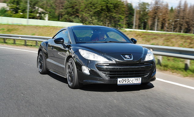 Длительный тест Peugeot RCZ: умеют же!. Фото 5