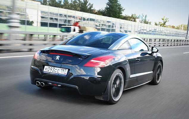 Длительный тест Peugeot RCZ: умеют же!. Фото 7