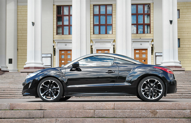 Длительный тест Peugeot RCZ: умеют же!. Фото 8
