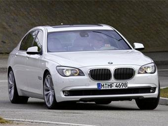 """В BMW отметили 25-летие своих моторов V12 эксклюзивной """"семеркой"""""""